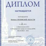 """Black Belt 2014"" 2 место"